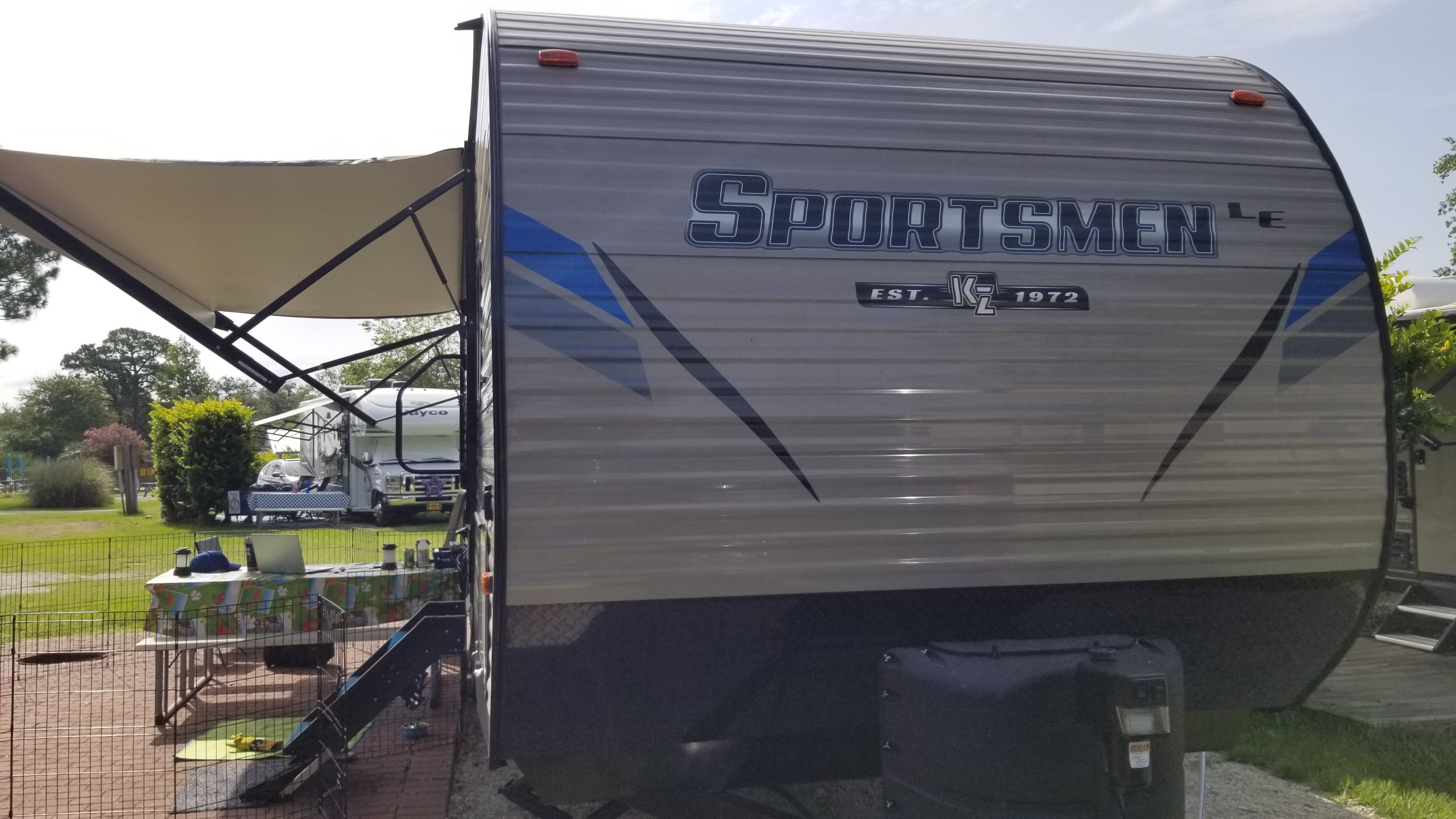 The Travel Trailer
